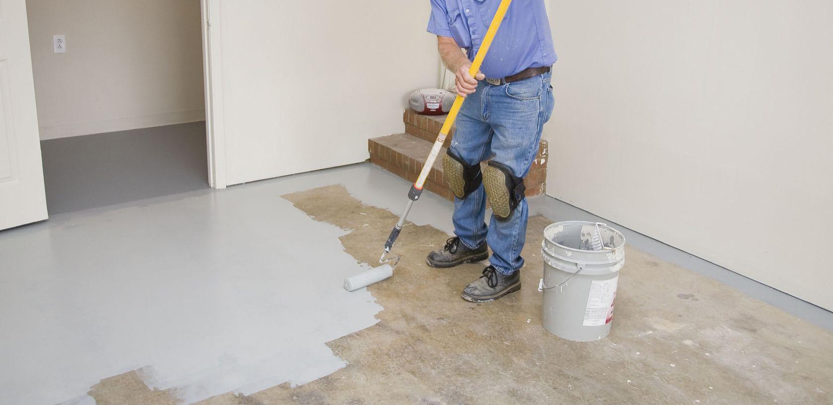PVC Bodenfarbe Betonfarbe Bodenversiegelung Betonversiegelung - Bodenfarbe für fliesen