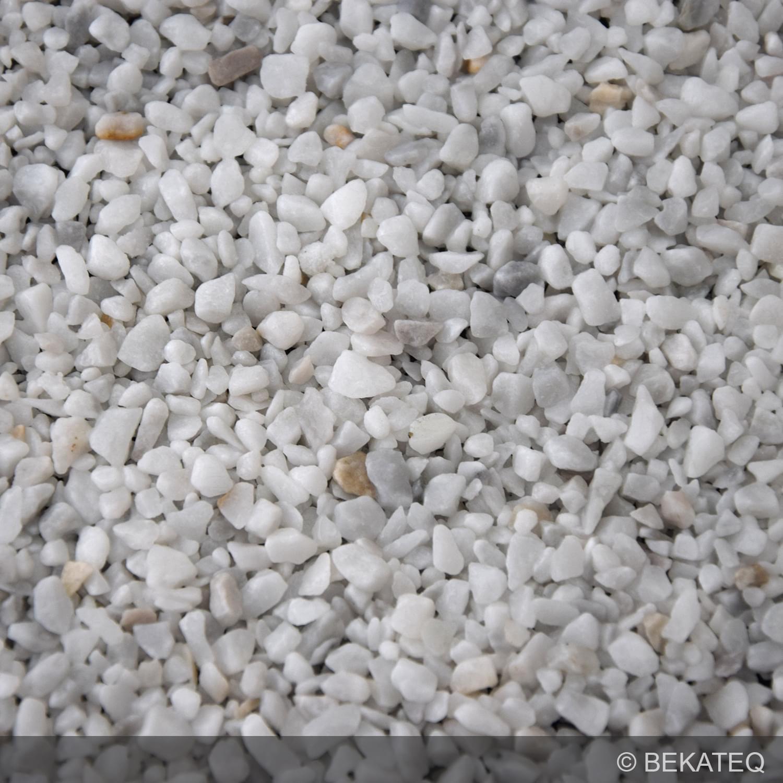 bis 2,5qm Grigio Carnico 25kg plus Epoxid Bindemittel Steinteppich Set Dunkelgrau Bindemittel Epoxidharz